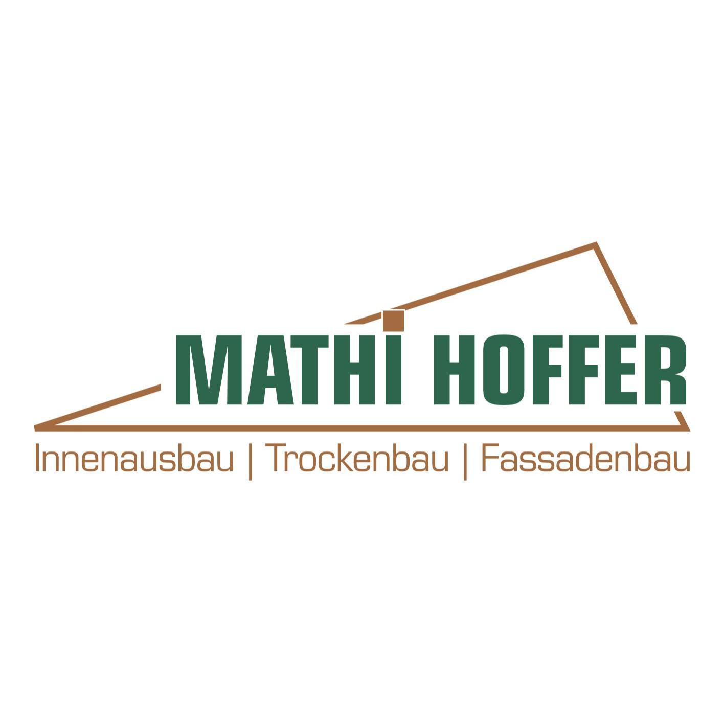 Bild zu Mathi Hoffer Fassadenbau GmbH in Neumarkt in der Oberpfalz
