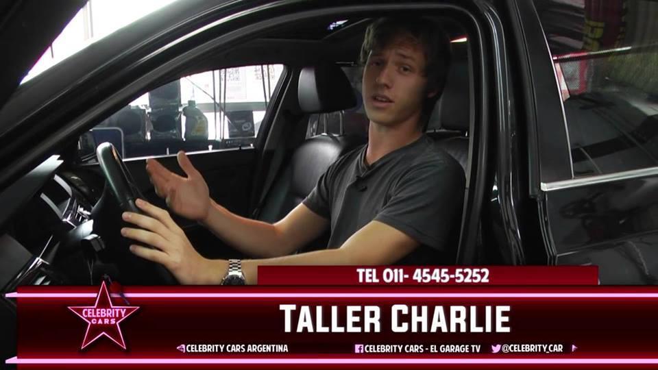 TALLER CHARLIE