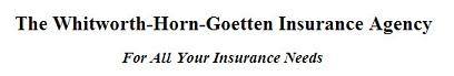 Whitworth-Horn-Goetten Insurance