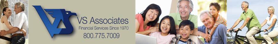 Financial Planner in CA Canoga Park 91306 VS Associates Inc. 19725 Sherman Way Suite 310 (818)998-3353