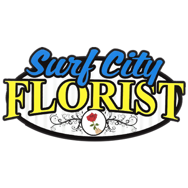 Surf City Florist Logo