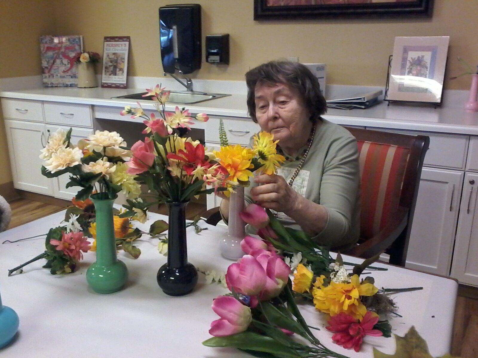 Garden courte memory care community in olympia wa 98506 for Washington gardens memory care