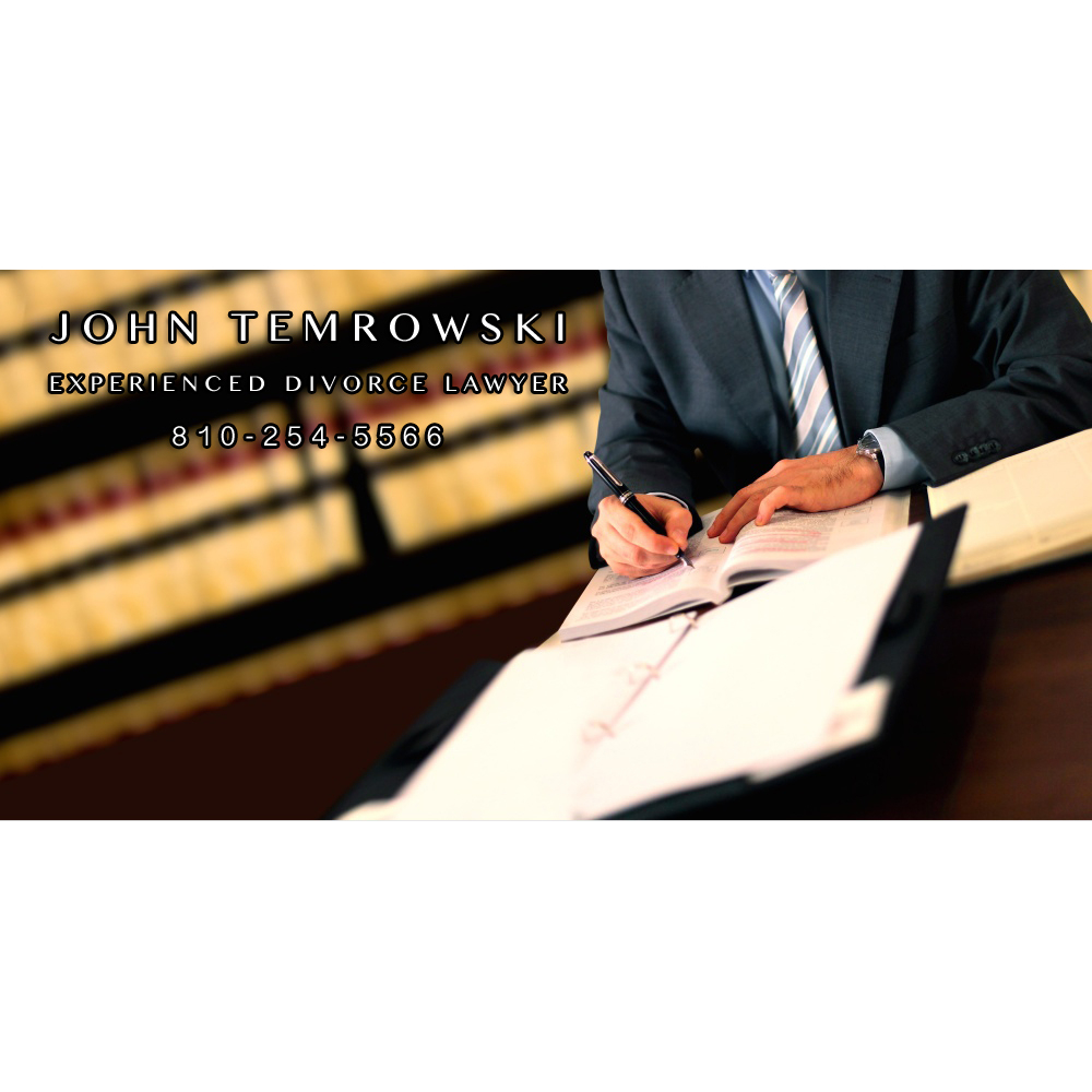John Temrowski - Experienced Divorce Attorney at Law