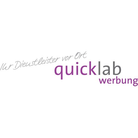 Bild zu Quicklab Werbezentrum GmbH in Hameln