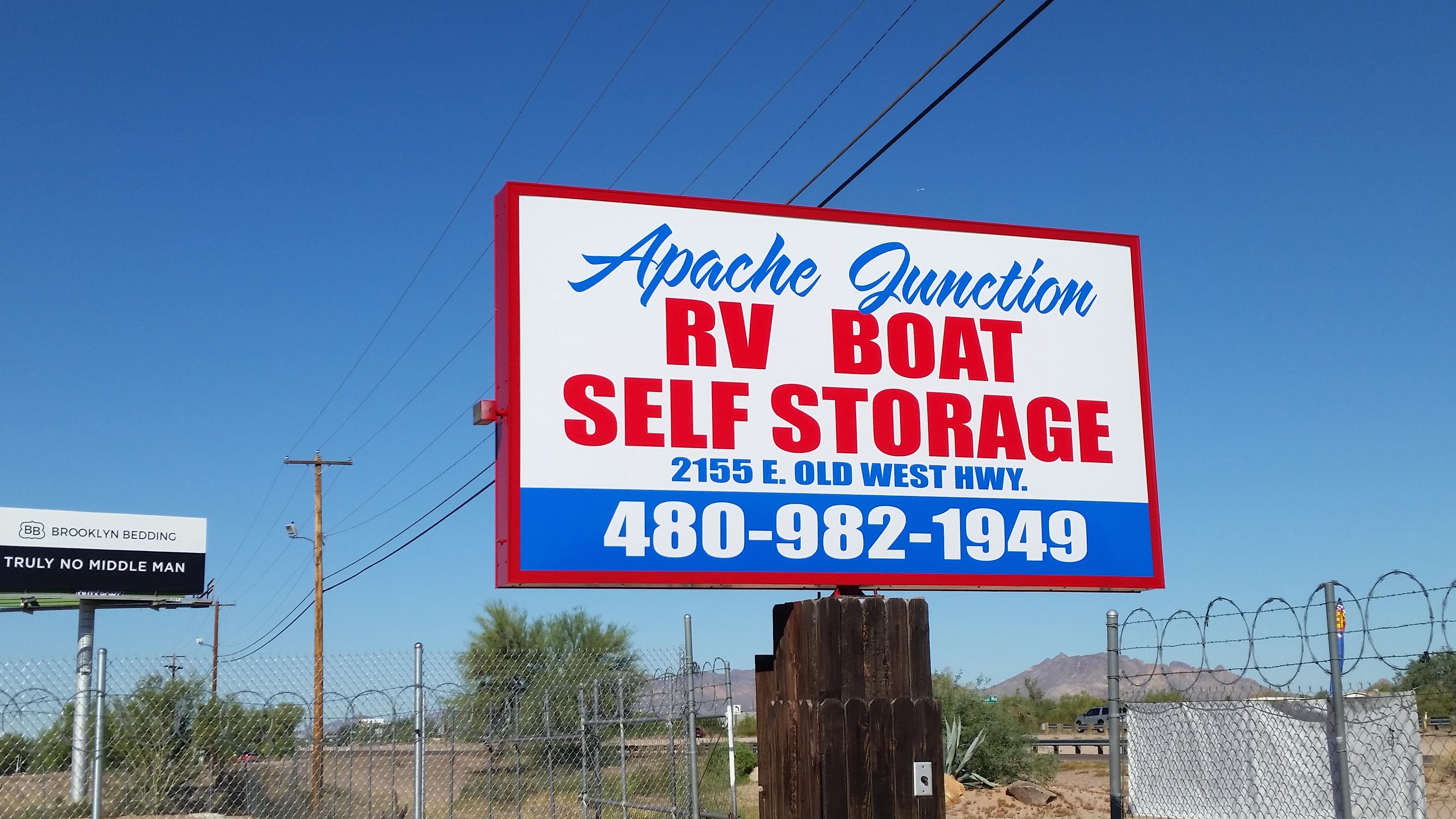 Rv Storage Apache Junction Az Dandk Organizer