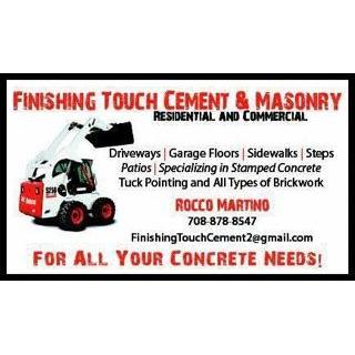 Finishing Touch Cement and Masonry, Inc.