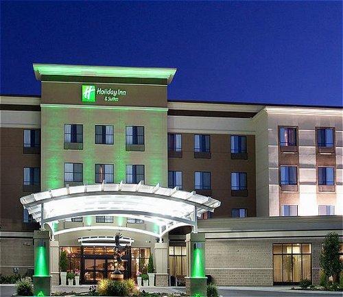 holiday inn hotel suites salt lake city airport west in. Black Bedroom Furniture Sets. Home Design Ideas