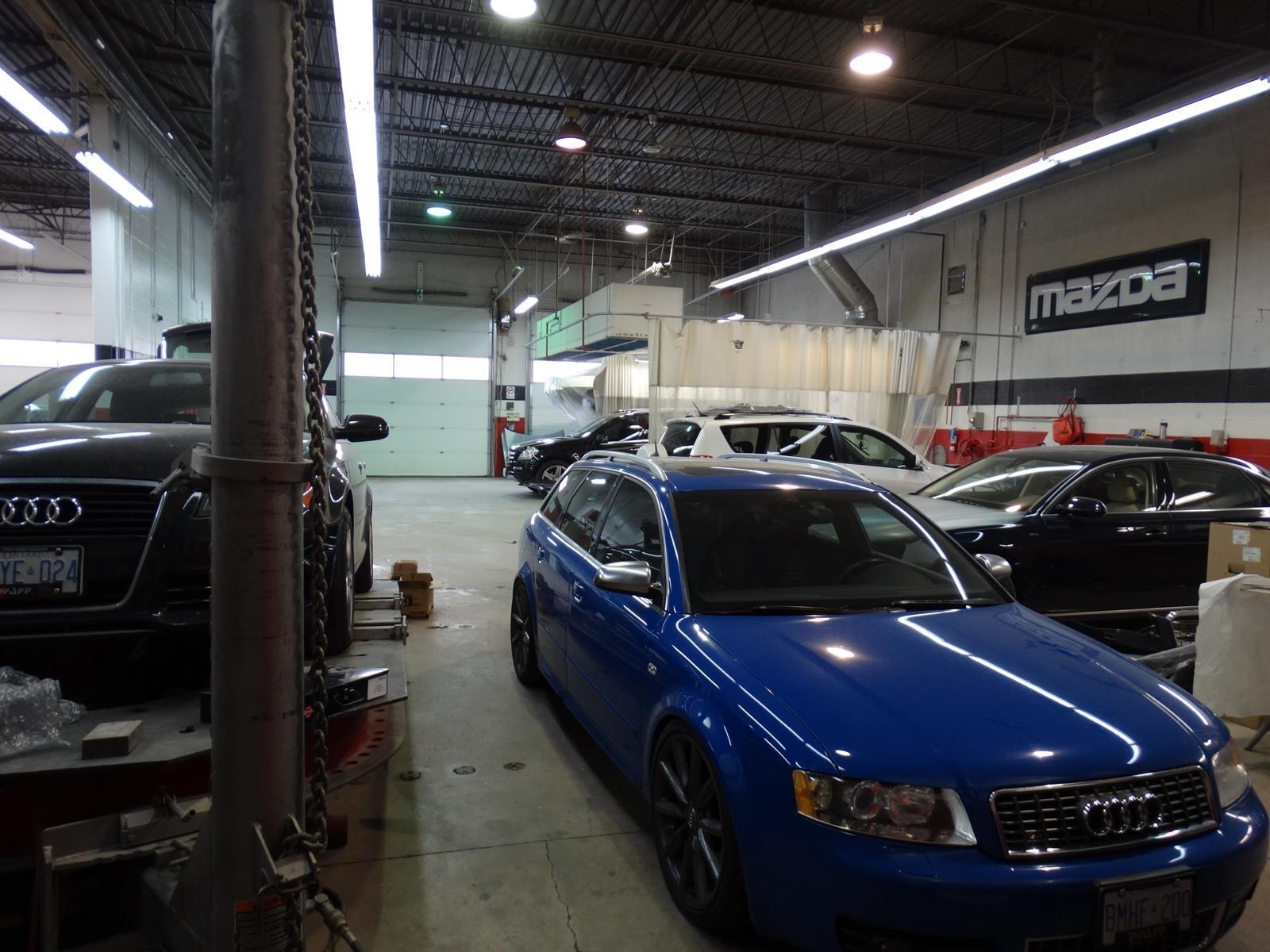 B M C Auto Collision Inc in Concord