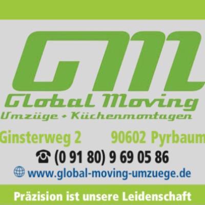 Global Moving Umzüge & Küchenmontagen