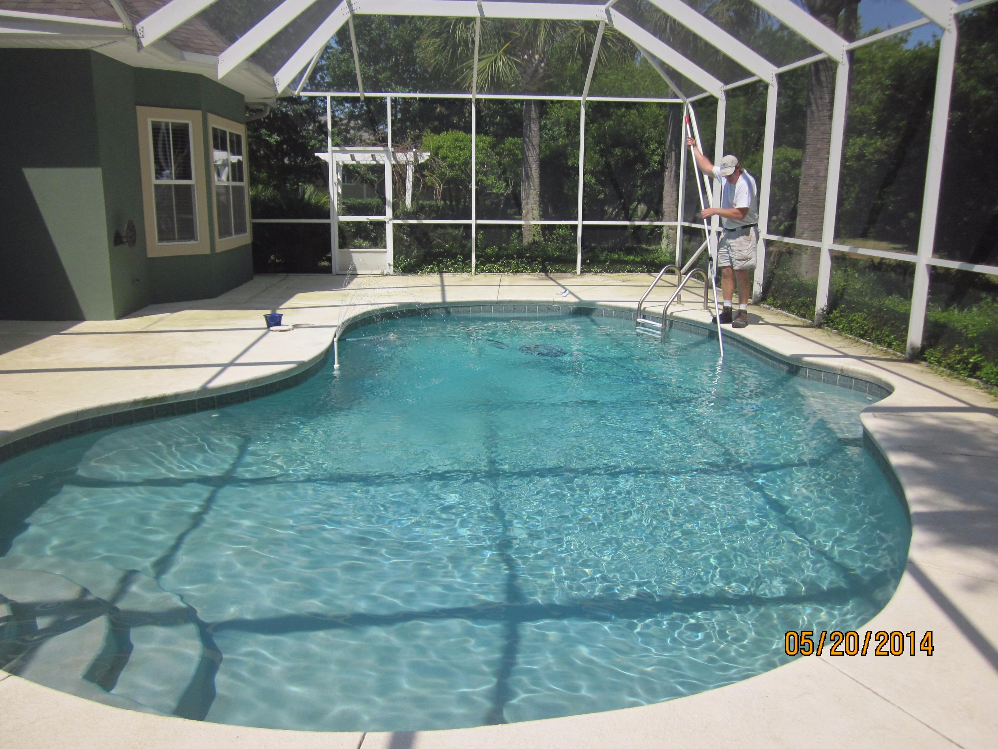 Classic pool care inc in gulf breeze fl swimming pool for Swimming pool dealers