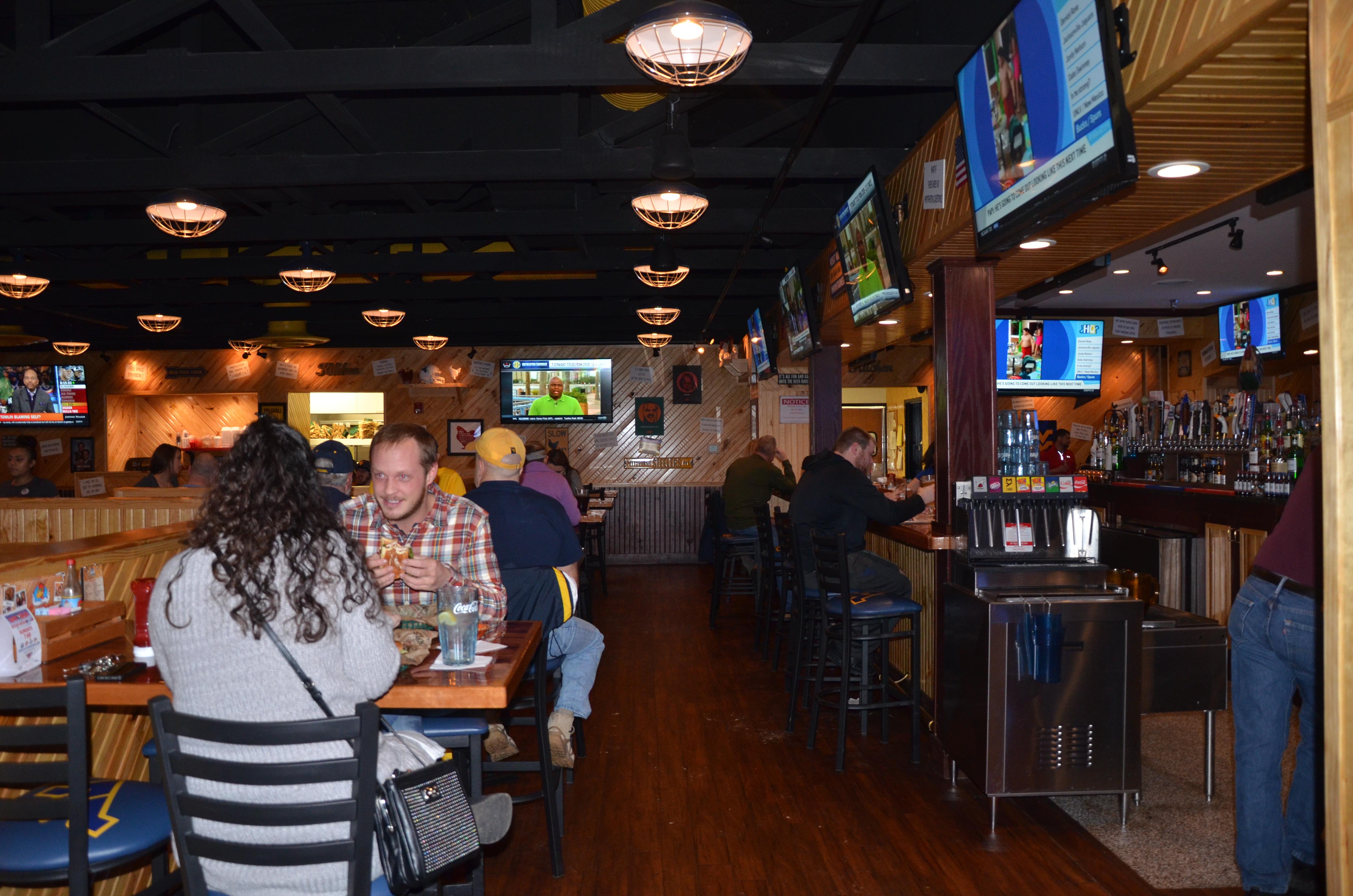 Morgantown Wv Restaurants And Bars