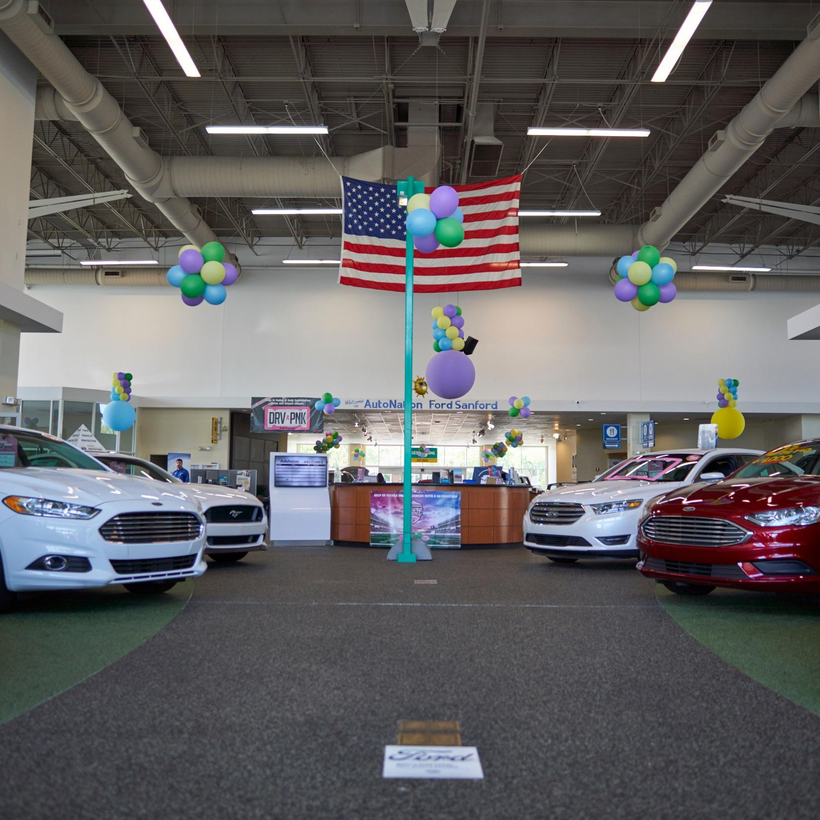 Ford Dealers In Orlando: AutoNation Ford Sanford, Sanford Florida (FL
