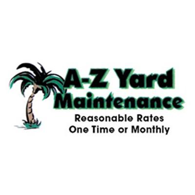 A-Z Yard Maintenance