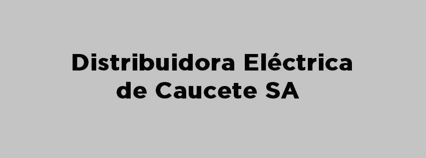 DISTRIBUIDORA ELECTRICA DE CAUCETE SA