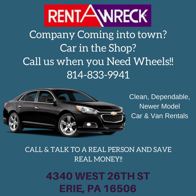 Enterprise Rent A Car Erie