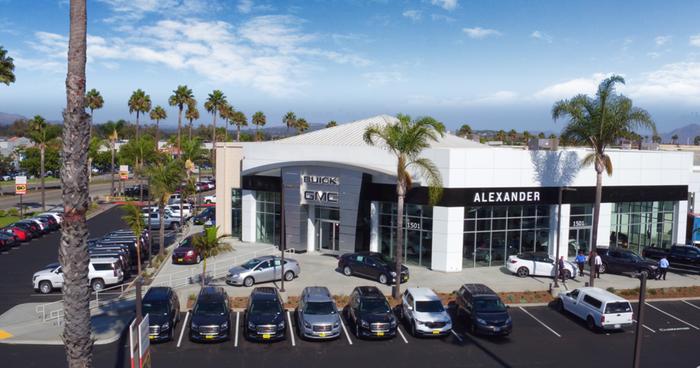 Alexander Buick Gmc Oxnard California Ca
