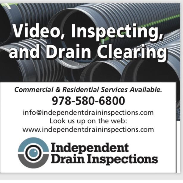 Independent Drain Inspections