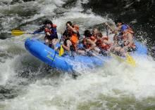 Activities like whitewater rafting