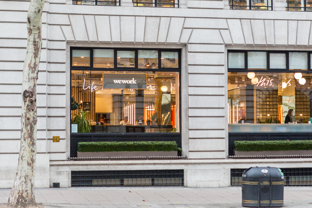 WeWork Aldwych House - Coworking & Office Space