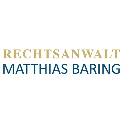 Bild zu Rechtsanwalt Matthias Baring LL.M. in Bochum