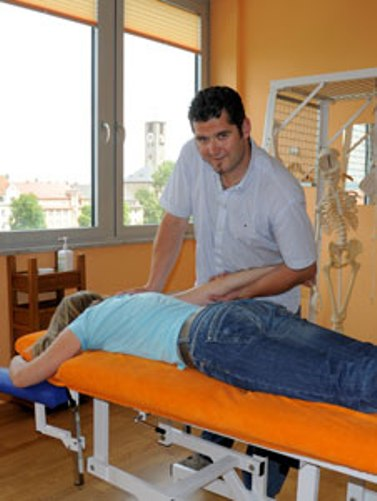 Physiotherapie Matthias Bickel