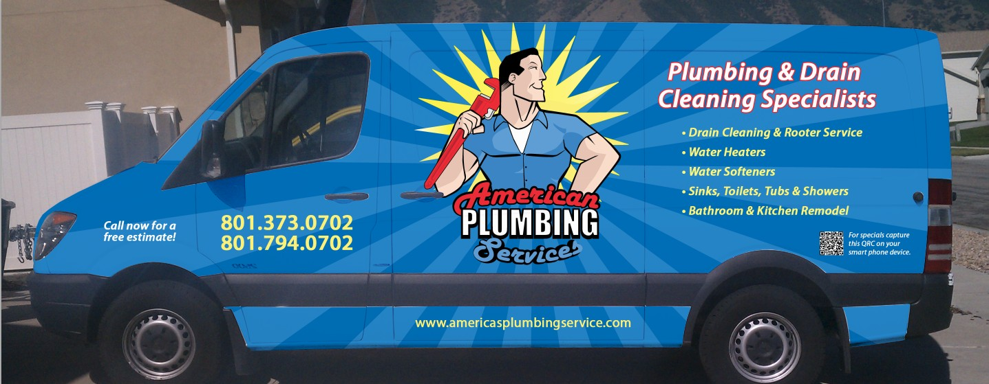 AMERICAN PLUMBING SERVICES - ad image