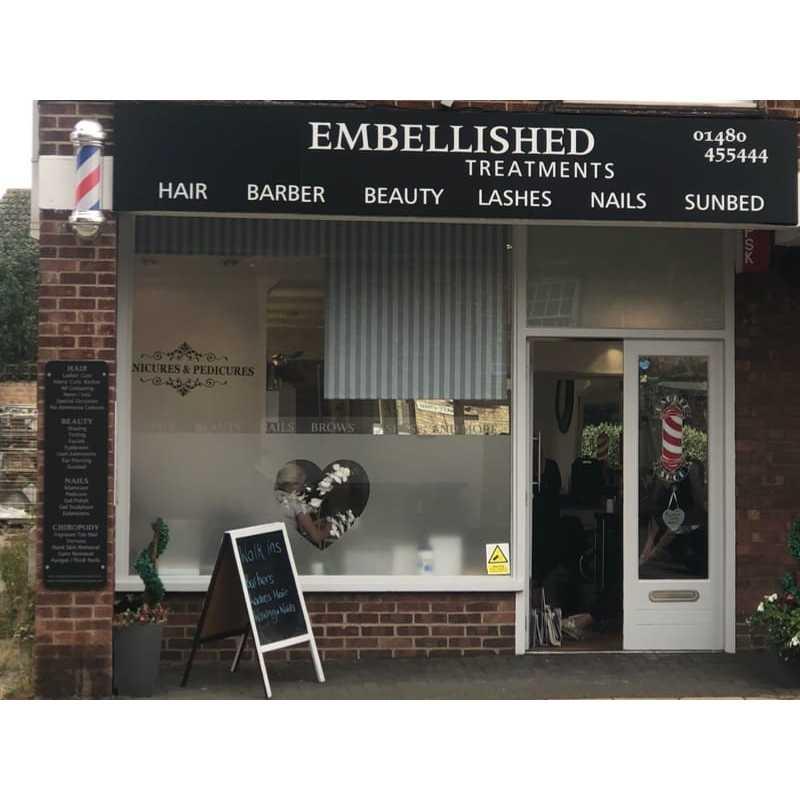 Embellished Treatments - Huntingdon, Cambridgeshire PE29 2HA - 01480 455444 | ShowMeLocal.com