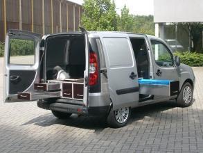 Bedrijfswagen Inbouw B V