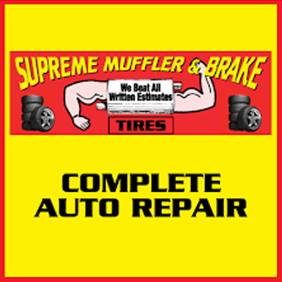 Supreme Muffler & Brake - Rockland, MA - Auto Parts