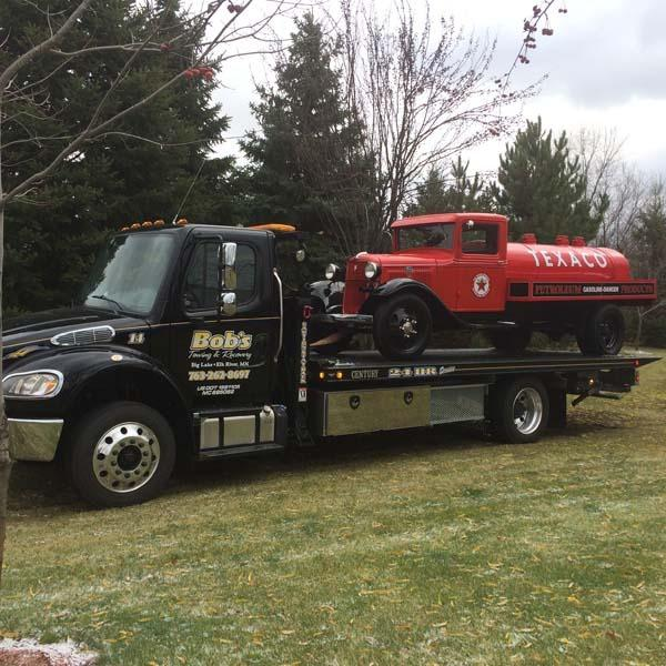 Bob 39 S Towing Recovery Inc Big Lake Coupons Near Me In