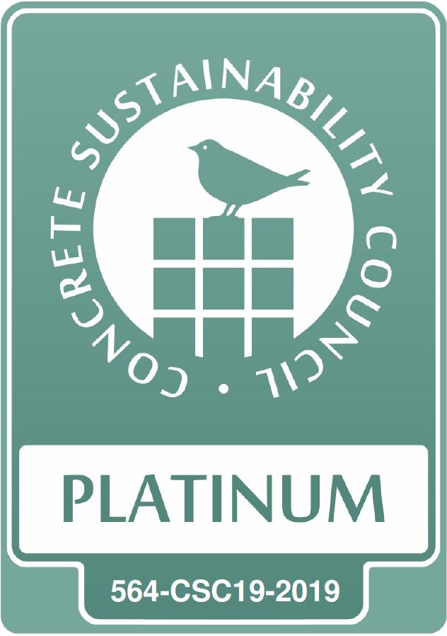 CSC Zertifizierung, Platin