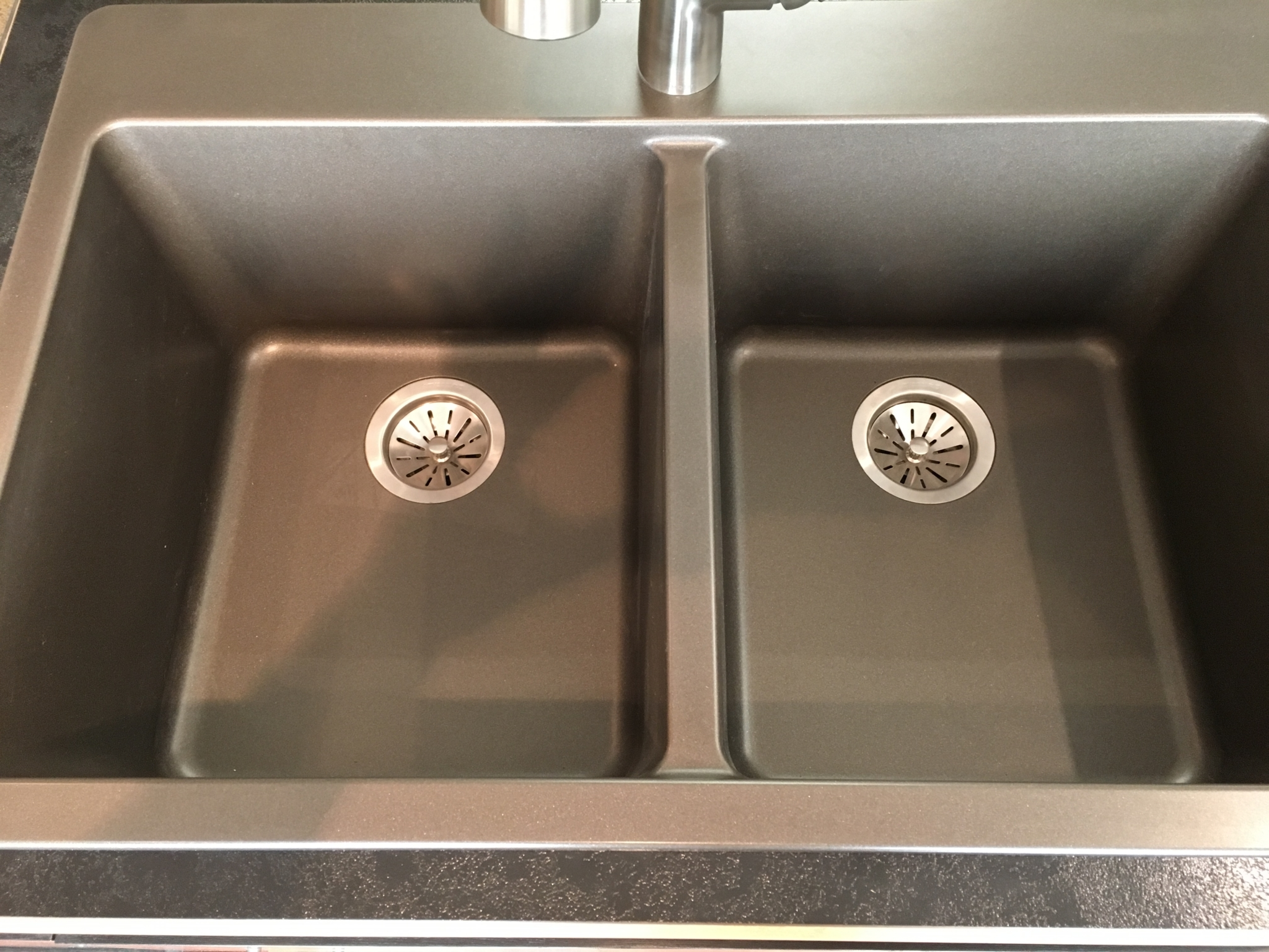 Burgess Plumbing Heating & Electrical Co Ltd in Williams Lake: kitchen sink