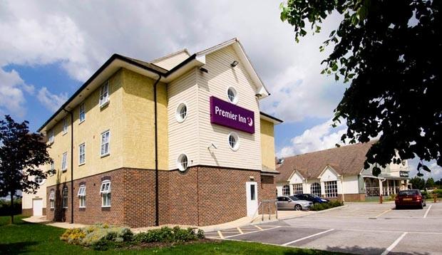 Premier Inn Horsham Town Centre Horsham 08715 278000