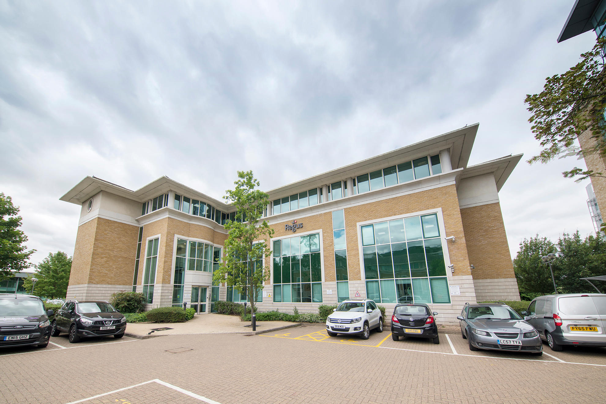 Regus - Uxbridge Oxford Road