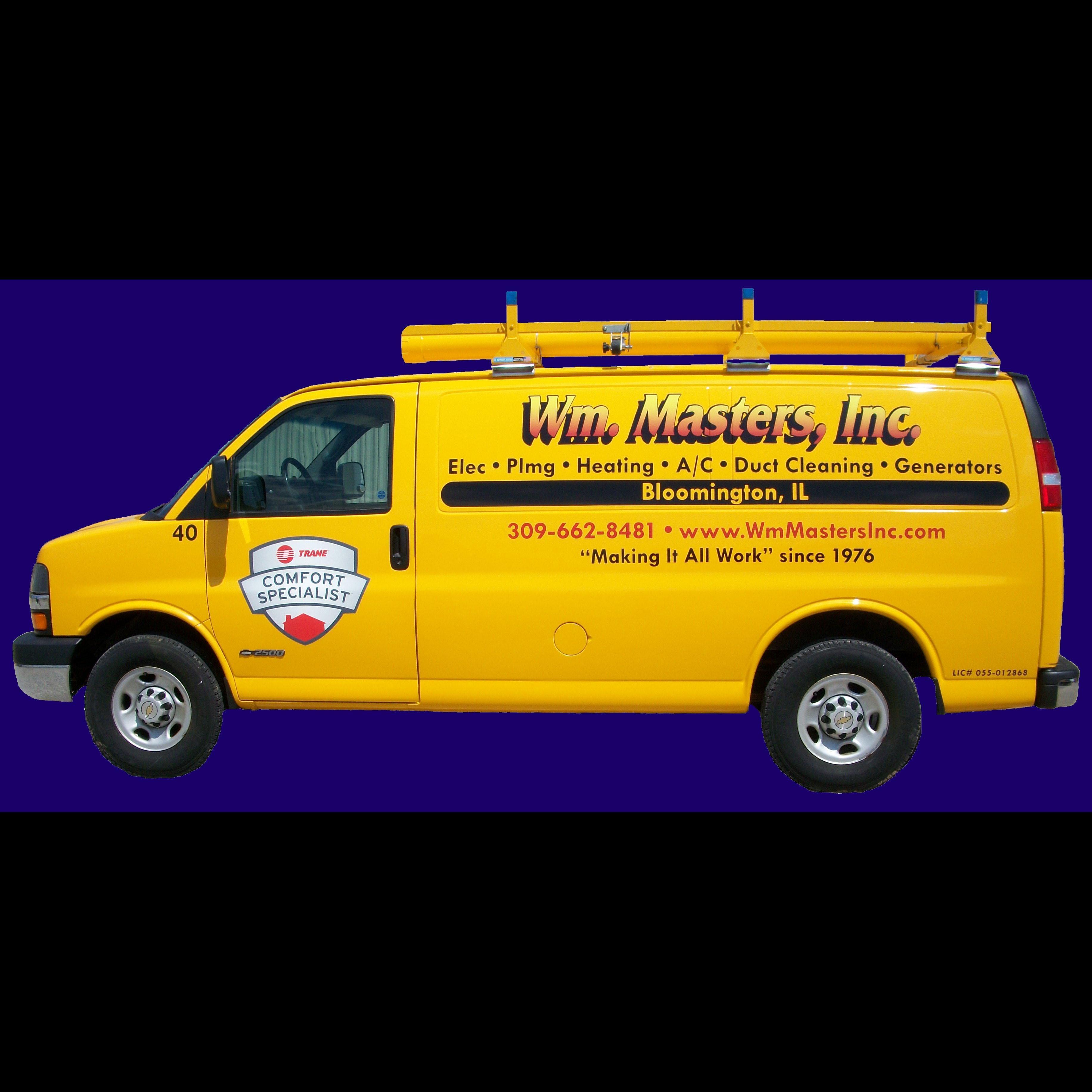 Wm Masters Inc Bloomington Illinois Il