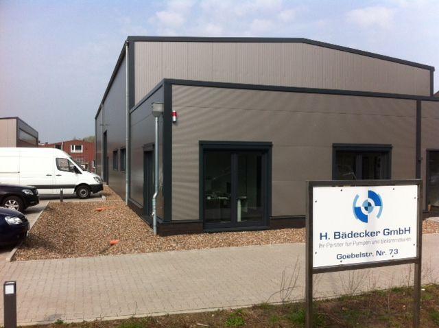 H. Bädecker GmbH | Pumpen & Elektromotoren Lilienthal