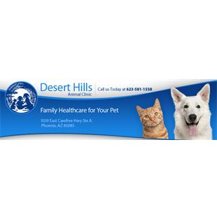 Desert Hills Animal Clinic