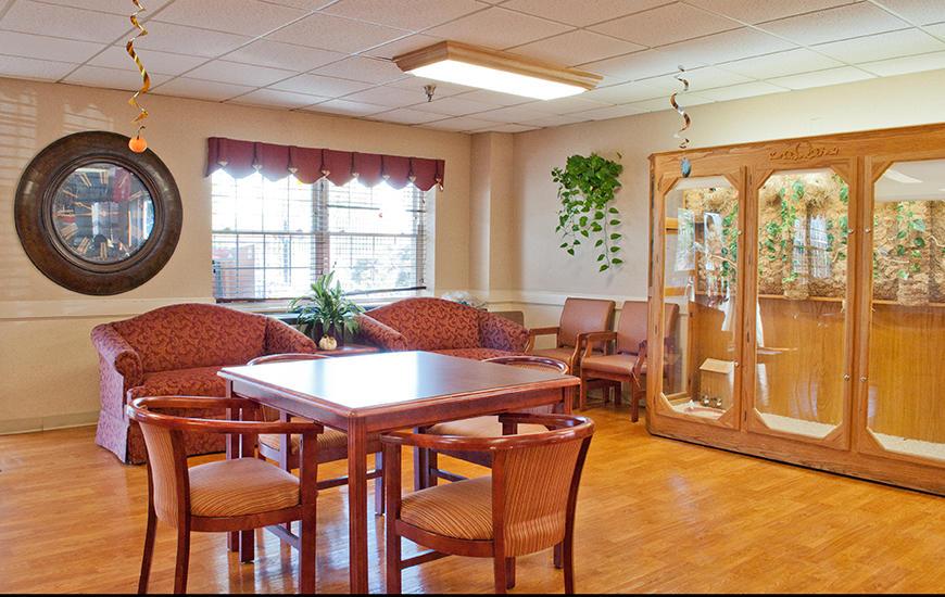 North Capitol Nursing and Rehabilitation