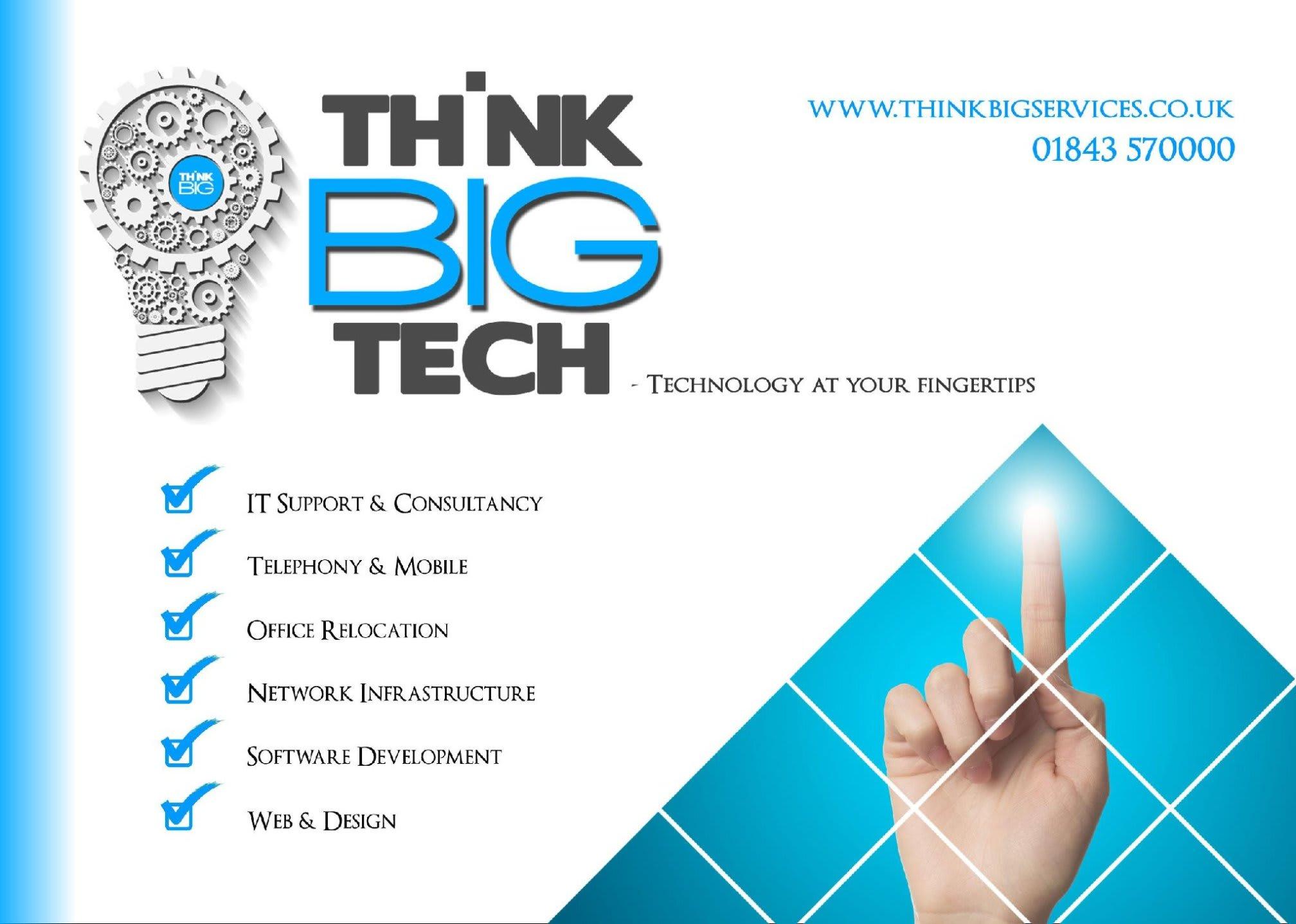 Think Big Tech