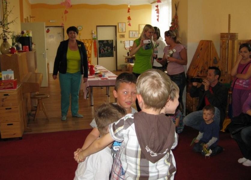 Mateřská škola Cheb, Komenského 27