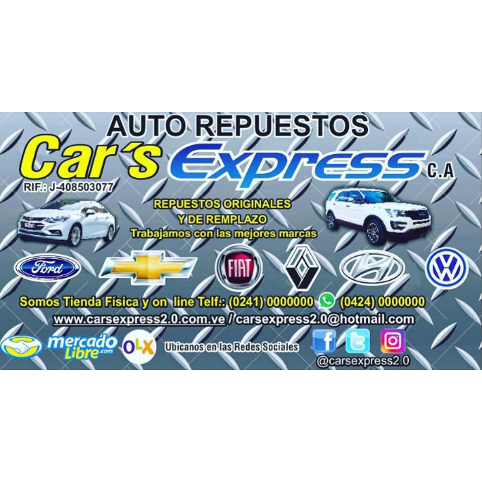 CARS EXPRESS - AUDIO CARS