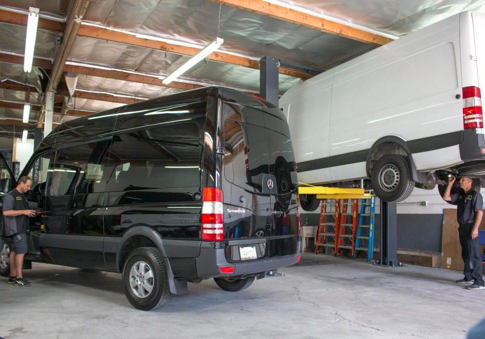 You can also trust the expertise of our crew of specially-trained mechanics who know all the ins and Auto and Sprinter Repair Laguna Niguel (949)582-2399