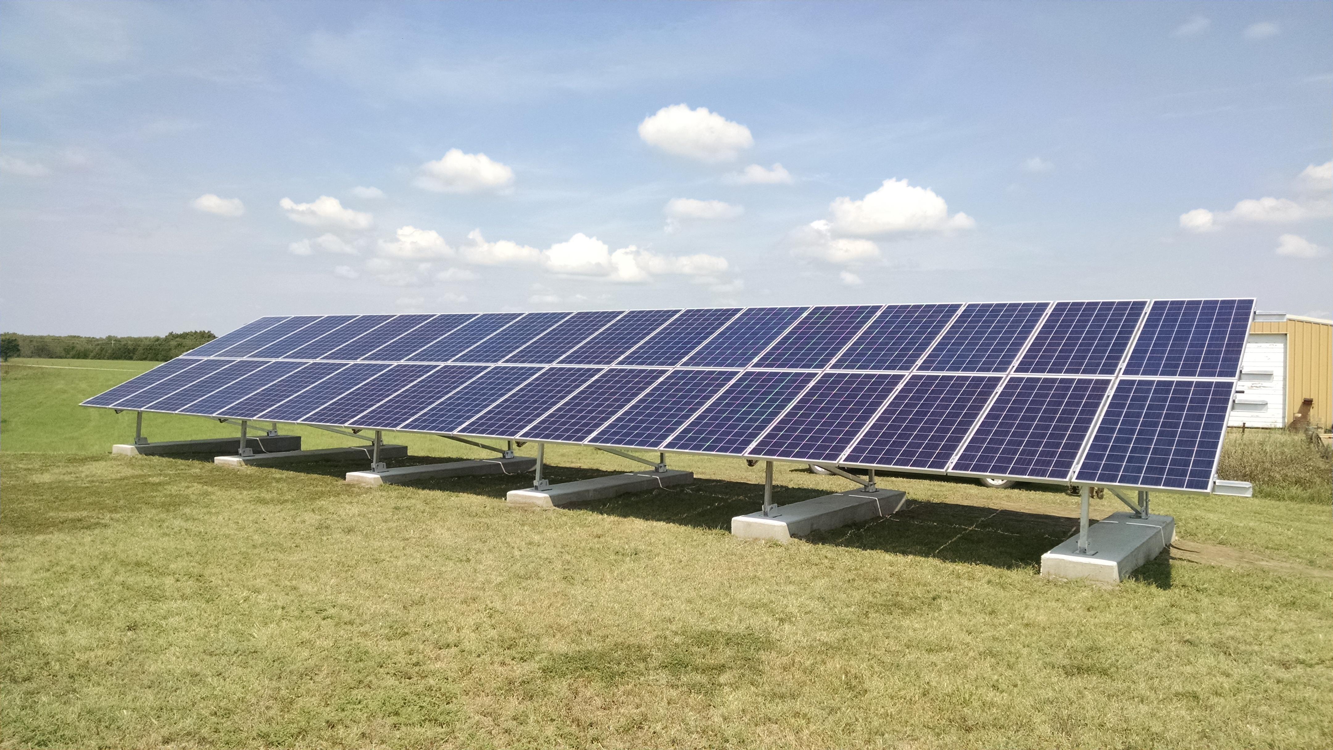 King solar in haven ks 67543 for Kansas solar installers