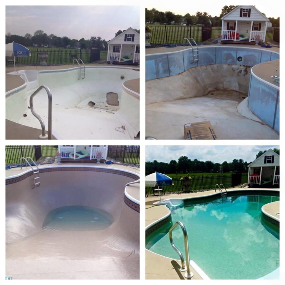 Sparkle Clean Pools Nolensville Tennessee Tn