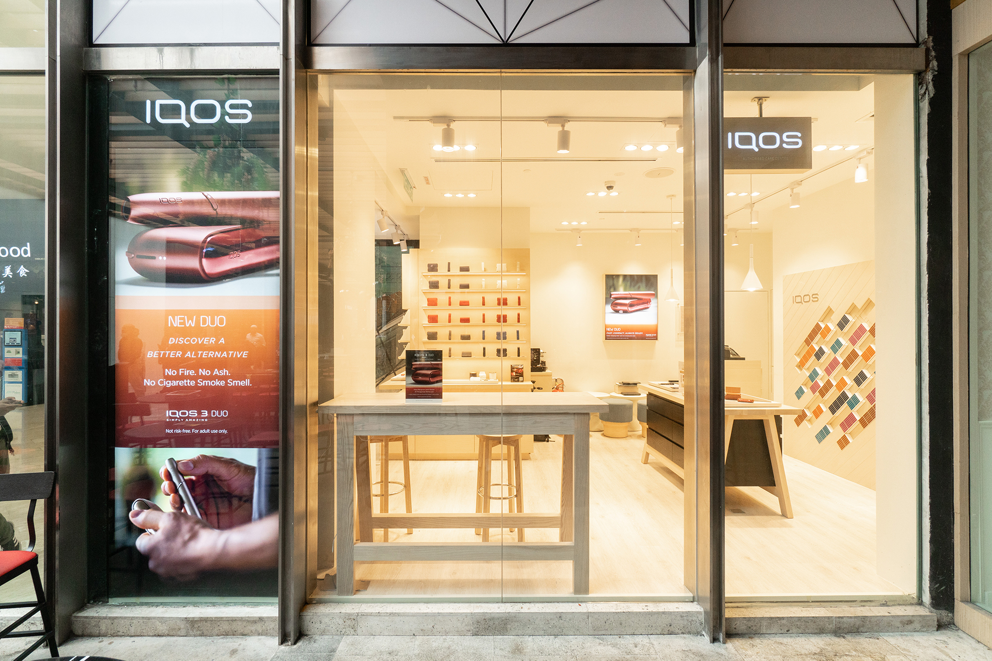 IQOS Authorised Centre, Genting