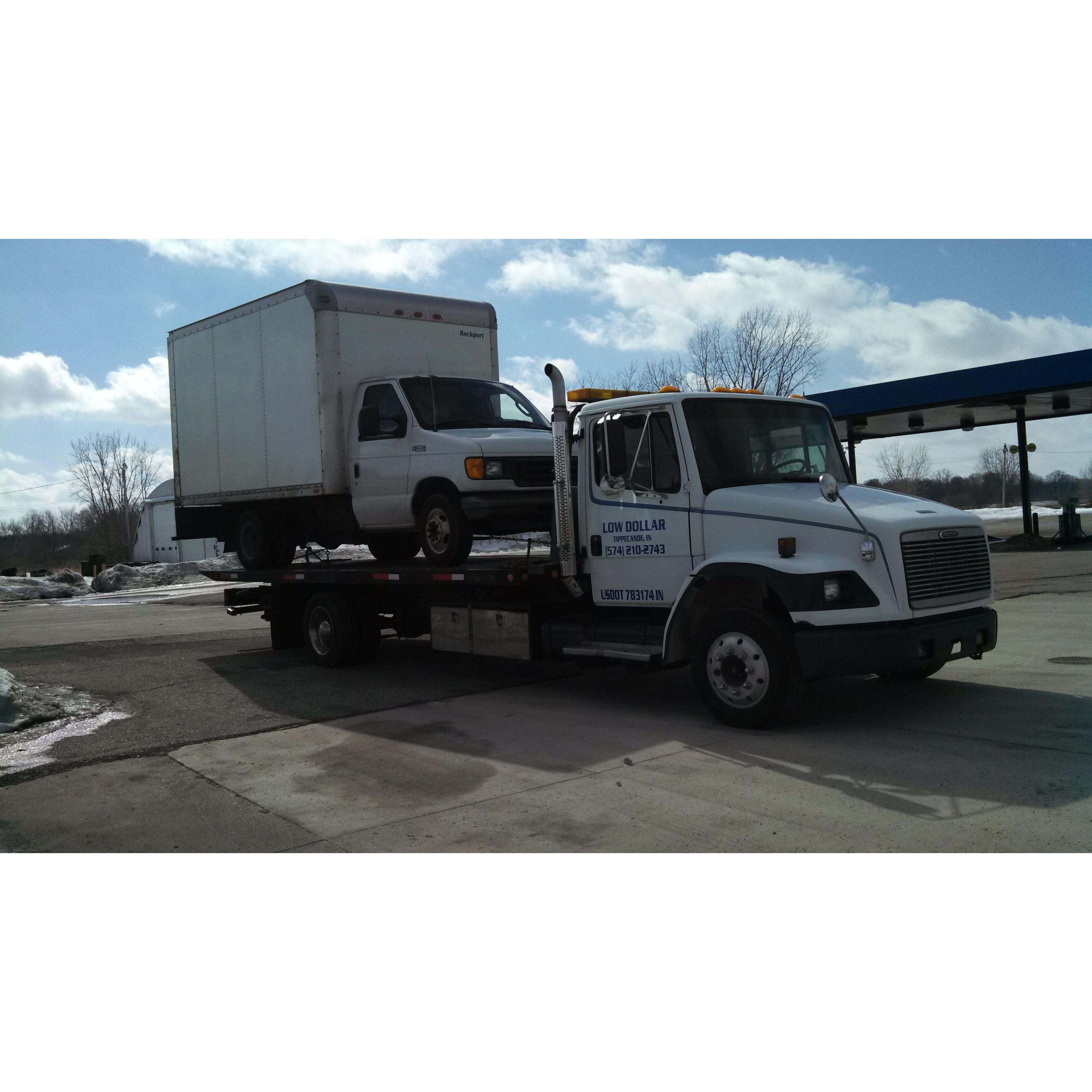 Low Dollar Companies L.L.C. / Towing Road Service