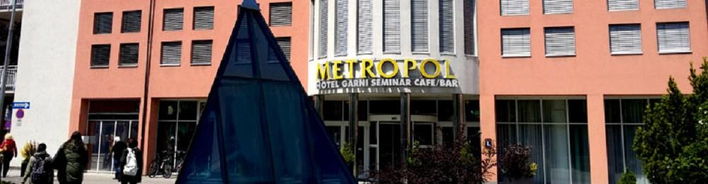 Hotel Metropol 4 Stern Garni