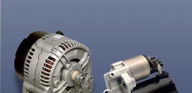Startmotoren en Dynamo's K&K