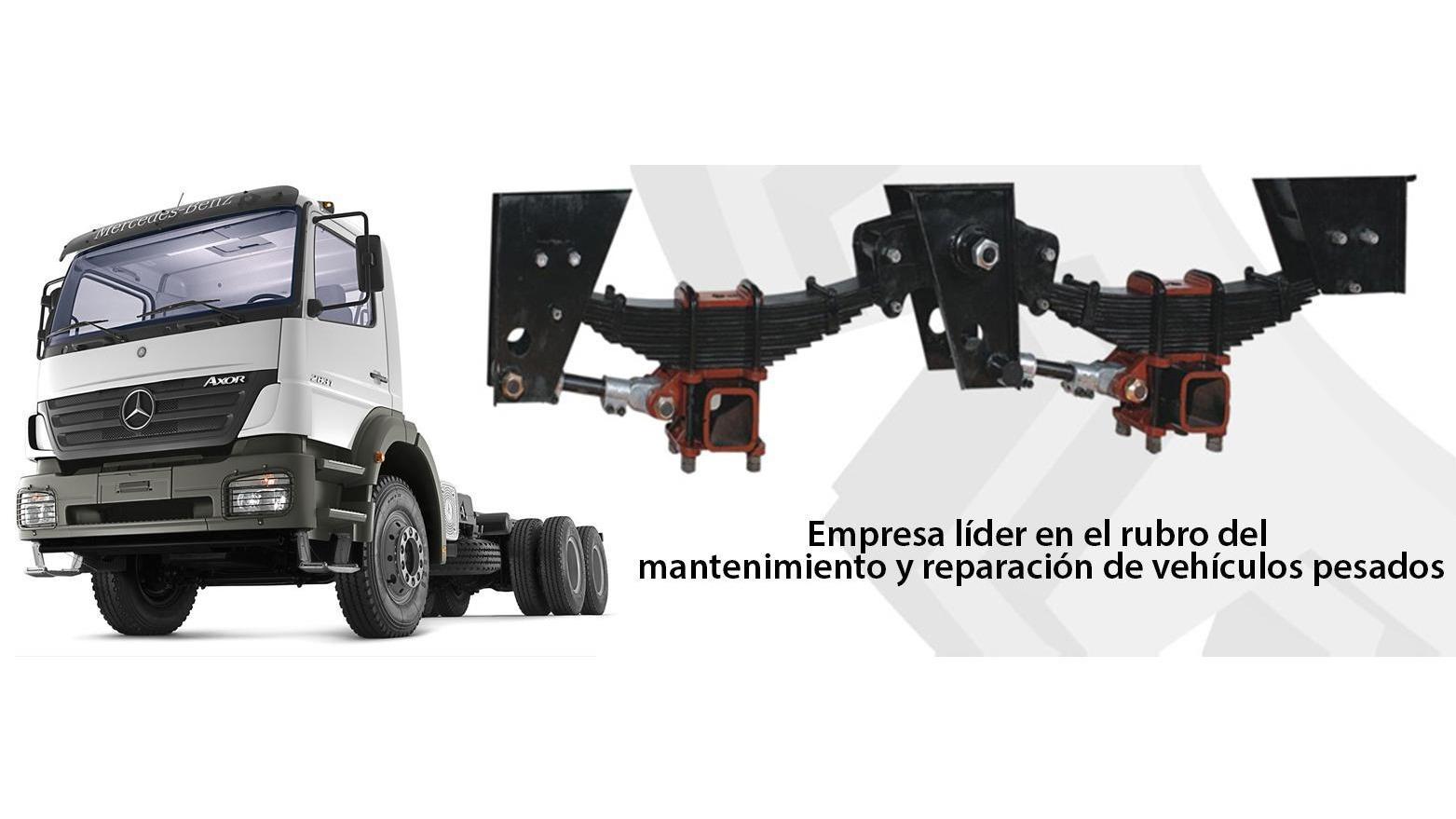 ELASTICOS EL MONARCA ® TREN DELANTERO