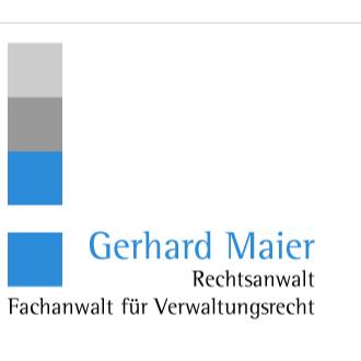 Bild zu Rechtsanwalt Gerhard Maier in Rosenheim in Oberbayern